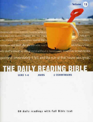 Daily Reading Bible Vol 13