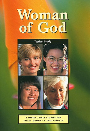 Woman of God: Interactive Bible Studies