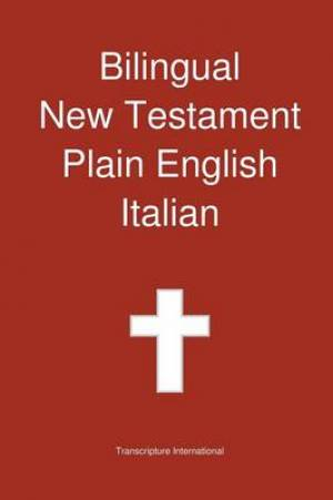 Bilingual New Testament, Plain English - Italian