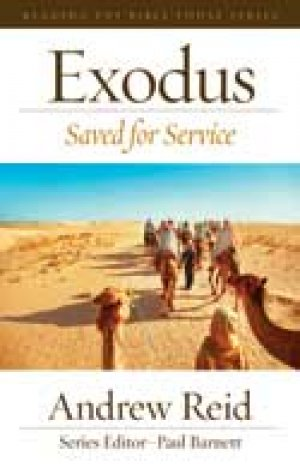 Exodus : Saved for Service