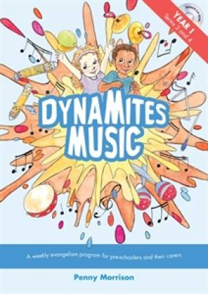Dynamites Music (Year 1 - Terms 3 & 4)