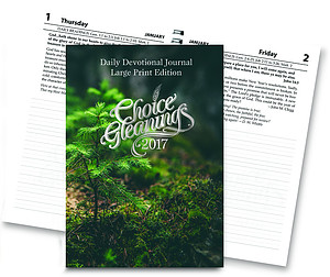 Choice Gleanings 2017 Journal