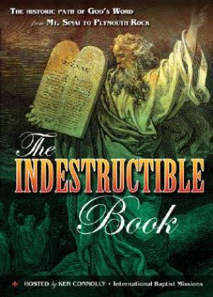 The Indestructible Book 2DVD