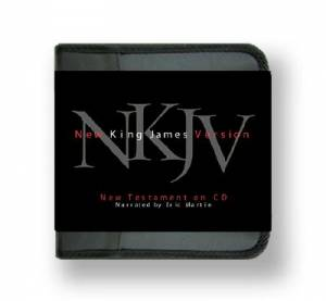NKJV New Testament Voice Only Audio CD