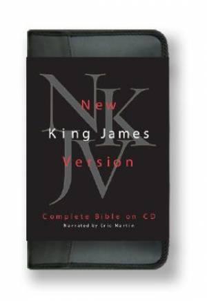 NKJV Complete Bible Audio CD