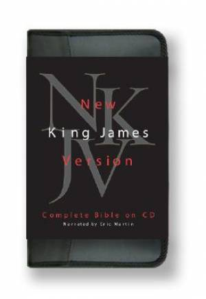 NKJV Complete Bible Audio CD