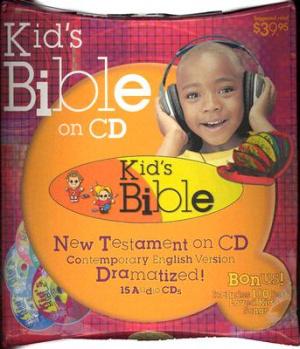 Kids Bible New Testament