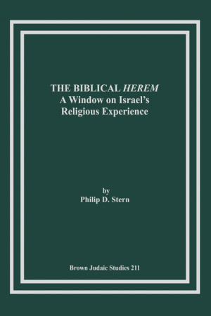 The Biblical Herem