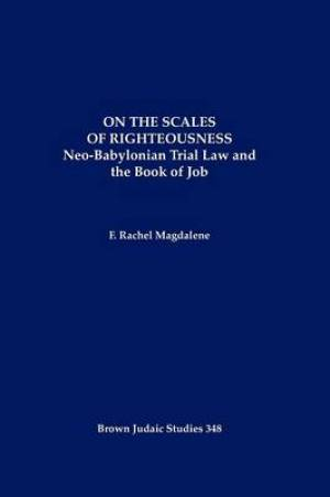 On the Scales of Righteousness