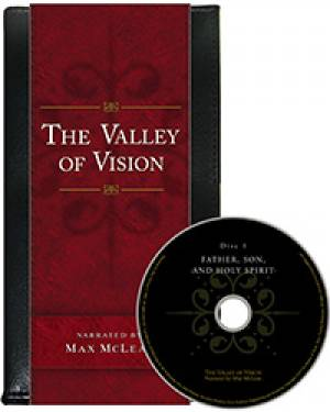 The Valley of Vision Audio CD