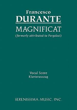 Magnificat - Vocal Score