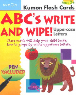 ABCs Write And Wipe Flash Cards