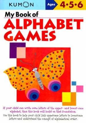 My Book Of Alphabet Games