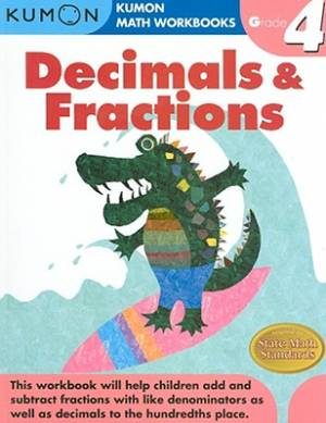 Decimals And Fractions 4