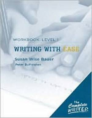 Writing With Ease Workbook Level 1