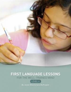 1st Language Lessons Level 4