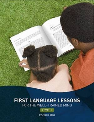 1st Language Lessons Level 1 2nd Edition