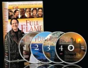 Full Flame Film Series 4 DVD