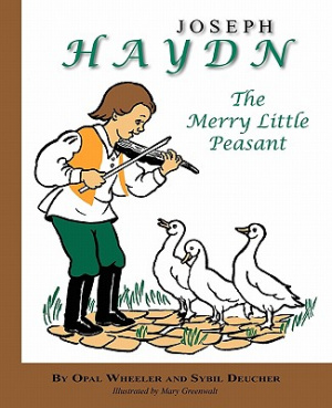Joseph Haydn Merry Little Peasant