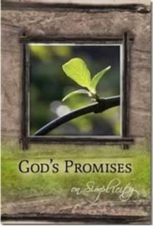 Gods Promises On Simplicity Pb