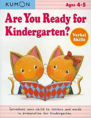 Are You Ready For Kindergarten Verbal Skills