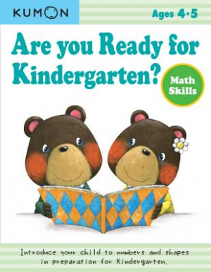 Are You Ready For Kindergarten Math Skills