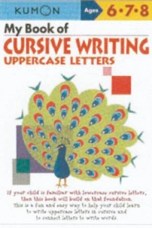 My Book Of Cursive Writing