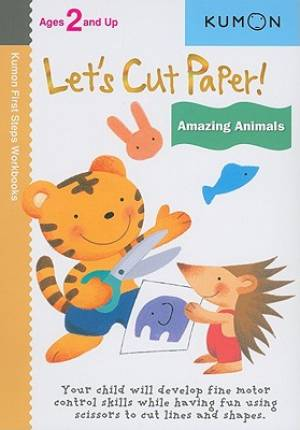 Lets Cut Paper Amazing Animals