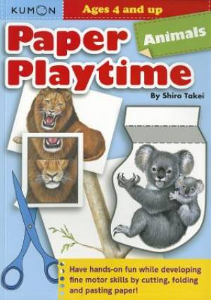 Paper Playtime: Animals