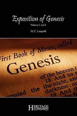 Exposition of Genesis