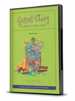 Ot The Gospel Story Curriculum (Preschool) Cd
