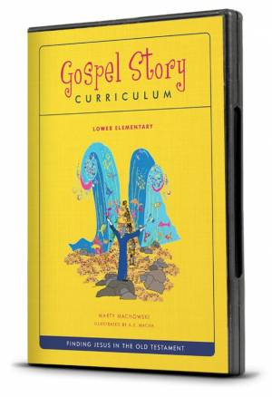 Ot The Gospel Story Curriculum (Upper Elementary/Juniors) Cd