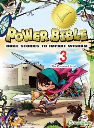 Promised Land, The (Power Bible #3)