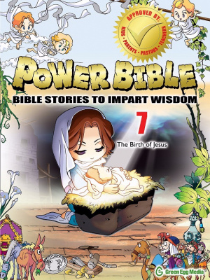 Birth of Jesus (Power Bible #7)