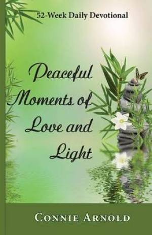 52-Week Daily Devotional - Peaceful Moments of Love and Light (Color)