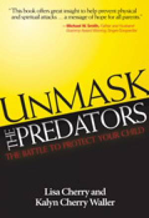 Unmask The Predators Paperback Book