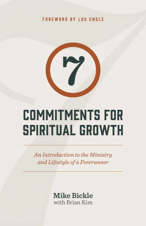 7 Commitments For Spiritual Growth Paperback