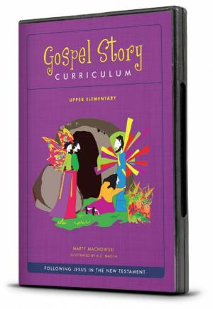 NT Gospel Story Curriculum (Upper Elementary/Juniors) Cd