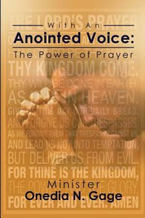 With an Anointed Voice