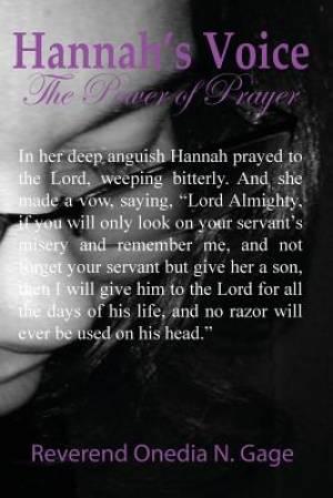 Hannah's Voice: The Power of Prayer