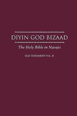 Navajo Old Testament Vol II