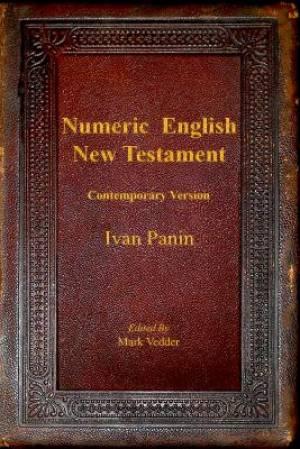 Numeric English New Testament: Contemporary Version