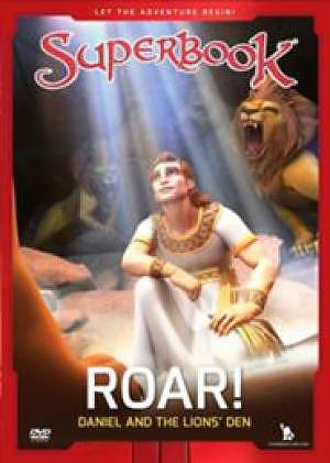Superbook: Roar! DVD