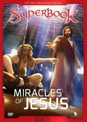 Miracles Of Jesus DVD, The