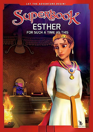 Superbook: Esther DVD