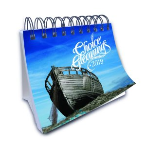 Choice Gleanings Desk Calendar 2019
