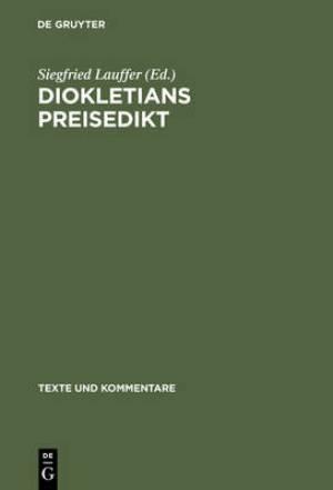 Diokletians Preisedikt