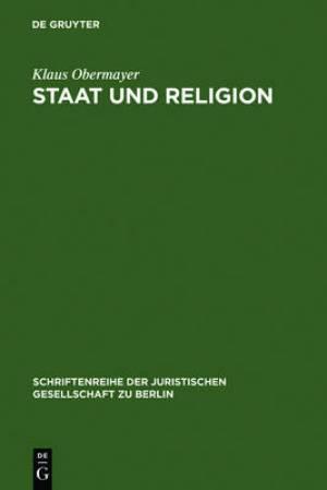 Staat Und Religion