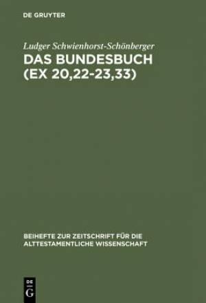 Bundesbuch (Ex 20,22-23,33)