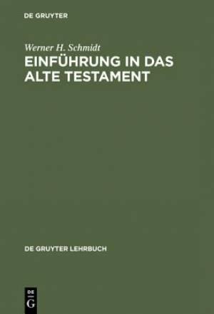 Einfuhrung in Das Alte Testament